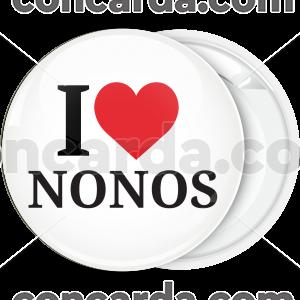 Κονκάρδα βάπτισης Ι Love Nonos