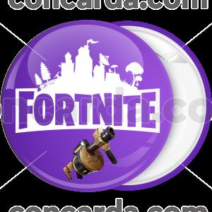 Κονκάρδα Fortnite όπλο μωβ