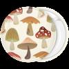 Κονκάρδα μανιτάρια pattern