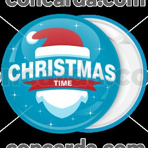 Κονκάρδα Χριστουγέννων Christmas Time