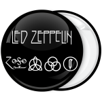 Rock Κονκάρδα Led Zeppelin