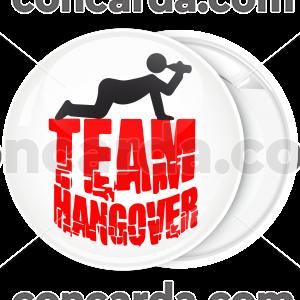 Κονκάρδα bachelor Team hangover man