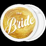 Kονκάρδα The Bride χρυσή στάμπα