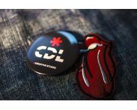Διαφημιστικές κονκάρδες CDL