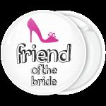 Κονκάρδα bachelor νύφης με σχέδιο γόβα