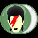 Πράσινη Κονκάρδα David Bowie
