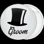 Κονκάρδα γάμου Groom Hat