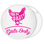 Kονκάρδα Hen party girls only λευκή