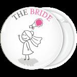 Κονκάρδα γάμου The Bride Cartoon