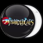 Κονκάρδα Thundercats logo μαύρο