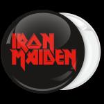 Metal Κονκάρδα Iron Maiden
