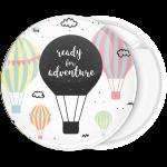 Κονκάρδα Αερόστατα ready for adventure