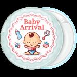 Κονκάρδα για γέννηση baby arrival