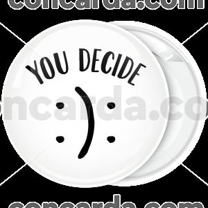 Κονκάρδα You Decide λευκή