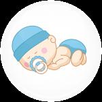 Κονκάρδα It is a boy - sleep