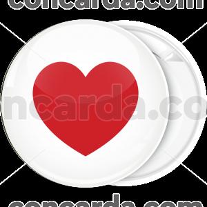 Κονκάρδα κόκκινη καραδιά