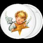 Κονκάρδα αγγελάκι με αστεράκι