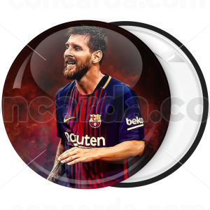 Αθλητική κονκάρδα Messi προφίλ