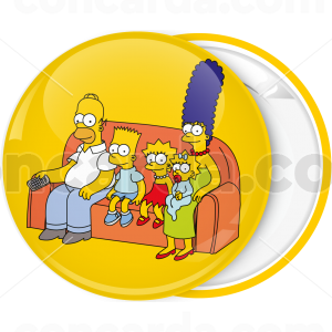 Κονκάρδα The Simpsons all family