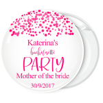 Kονκάρδα Bachelorette party Mother of the Bride λευκή