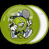 Κονκάρδα τέννις πράσινη