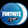 Κονκάρδα Fortnite όπλο μπλε