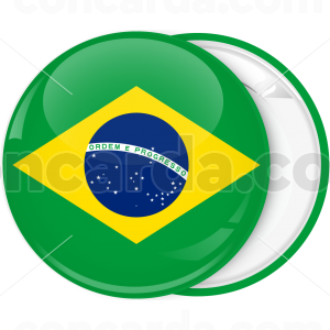 Κονκάρδα σημαία Βραζιλίας