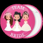 Κονκάρδα bachelor Team Bride the friends ροζ