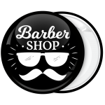 Κονκάρδα burber shop μαύρη
