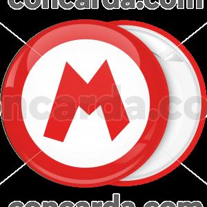 Κονκάρδα super mario classic Mario