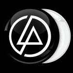 Rock Κονκάρδα Linkin Park logo