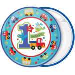 Κονκάρδα 1st Birthday cars toys truck