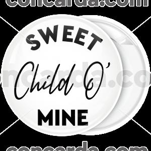 Κονκάρδα sweet child o mine