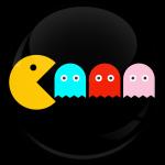 Κονκάρδα Pacman ghost