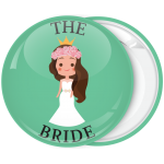 Kονκάρδα The Bride Dizzy τιρκουάζ