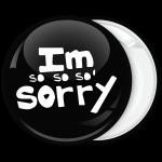 Κονκάρδα Ι am so so sorry μαύρο