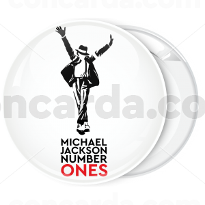 Κονκάρδα Michael Jackson Number Ones collection hands