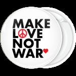 Λευκή κονκάρδα Make Love not War