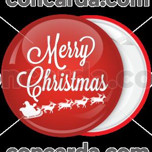 Χριστουγεννιάτικη Κονκάρδα Merry Christmas Santa crew