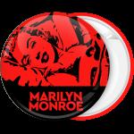 Κονκάρδα Marilyn Monroe κόκκινη