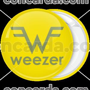 Κονκάρδα Weezer κίτρινη