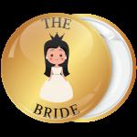 Kονκάρδα The Bride Cilly χρυσή