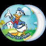 Κονκάρδα βάπτισης Happy Donald Duck