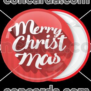 Κονκάρδα Merry Christmas the small wish