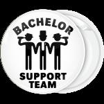 Κονκάρδα Bachelor Support team λευκή