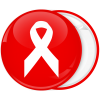 Κονκάρδα Aids classic red ribbon