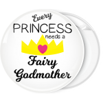 Κονκάρδα Every princess needs a fairy godmother