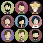 Σετ εννέα κονκάρδες avatar casual style