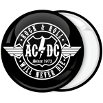 Rock Κονκάρδα AC DC will never die