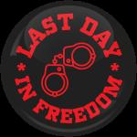 Κονκάρδα γαμπρού Last Day of Freedom